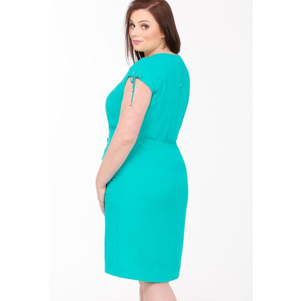 ed855b1502 Monnari Sukienka na lato Plus SUKIMP0-17L-DRE1251-K010D000-R48 -  UbierzmySie.pl