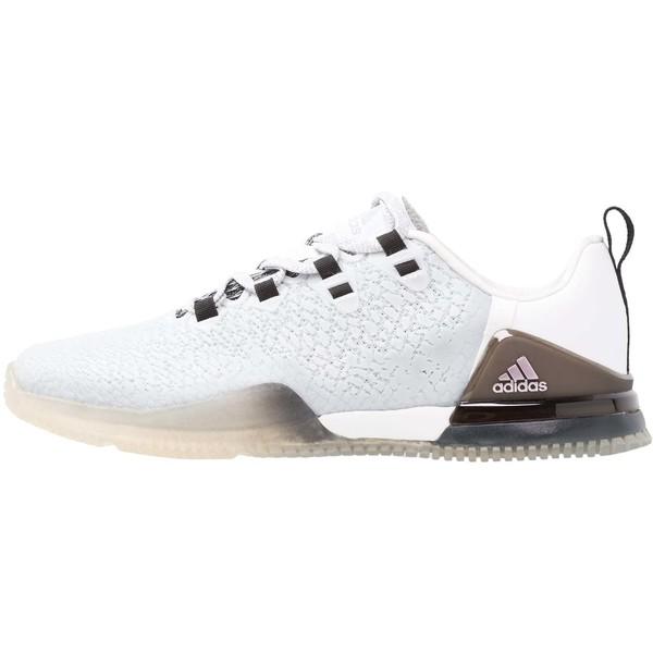 602ee3c9f23178 adidas Performance CRAZYPOWER TR Obuwie treningowe white/vapour grey  metallic/clear grey AD541A100. (C) zalando.pl. (C) zalando.pl