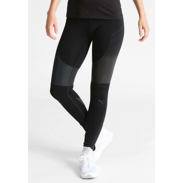 Puma POWER RUN Legginsy black PU141E079