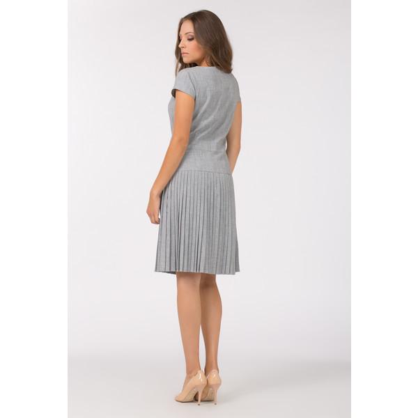 cce575bf87a2b8 Monnari Sukienka z plisami SUKIMP0-17J-DRE2300-K019D400-R36 - UbierzmySie.pl
