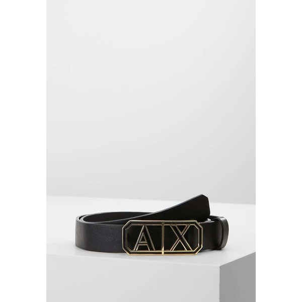 Armani Exchange Pasek black ARC51D002 - UbierzmySie.pl 88feafbb08a