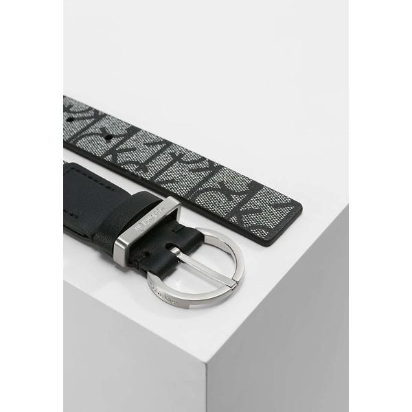 Calvin Klein MARISSA MONOGRAM BELT Pasek granite monog 6CA51D019 -  UbierzmySie.pl 42756b3e276
