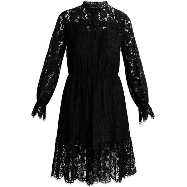 Navy London REGAN Sukienka koktajlowa black N0821C00Y