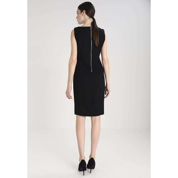 9d46fd22011f Benetton DRESS Sukienka etui black 4BE21C07K - UbierzmySie.pl