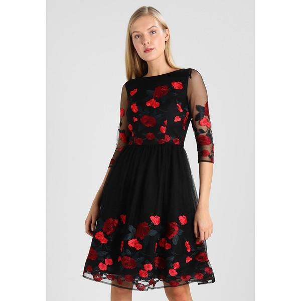 b492aeac459c Chi Chi London Tall AYMIE Sukienka koktajlowa black CHC21C01M ...