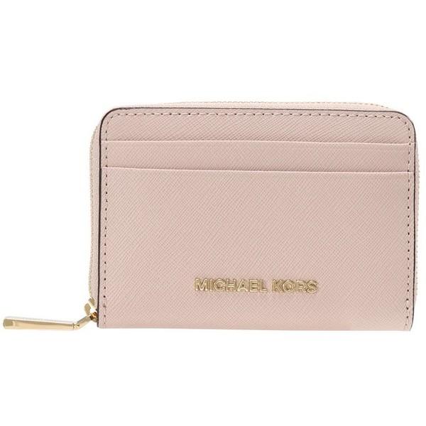 2eeb27ca44462 MICHAEL Michael Kors MONEY PIECES CARD CASE Portfel soft pink MK151F04Q.  (C) zalando.pl. (C) zalando.pl