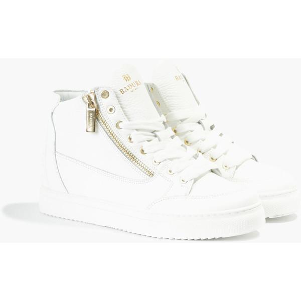117d1234 Badura Sneakersy białe Andrea 6339-69-1304. (C) badura.pl. (C) badura.pl