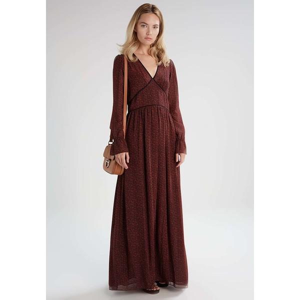 0143296e39cc4 MICHAEL Michael Kors COLE Długa sukienka true red MK121C07O. (C)  zalando.pl. (C) zalando.pl