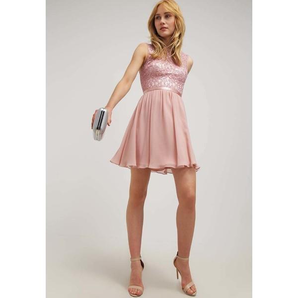 a3d2a8675d Laona Sukienka koktajlowa cream pink LA021C04J. (C) zalando.pl. (C)  zalando.pl
