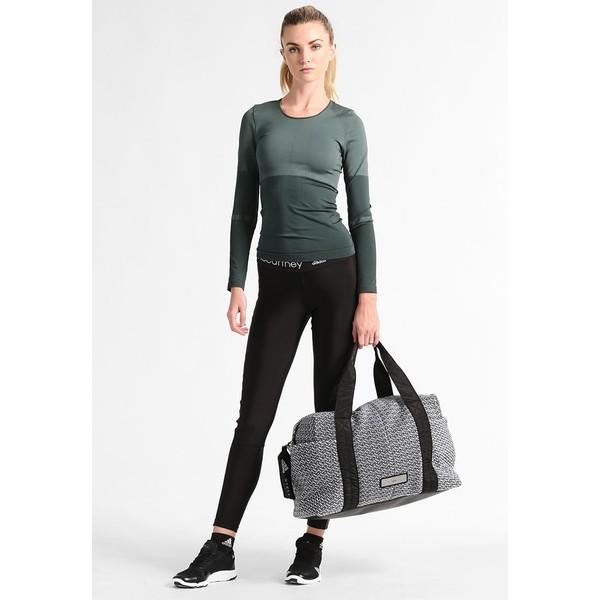 e7d1e155eacef adidas by Stella McCartney SHIPSHAPE Torba sportowa black/white/gun metal  AD741N01G