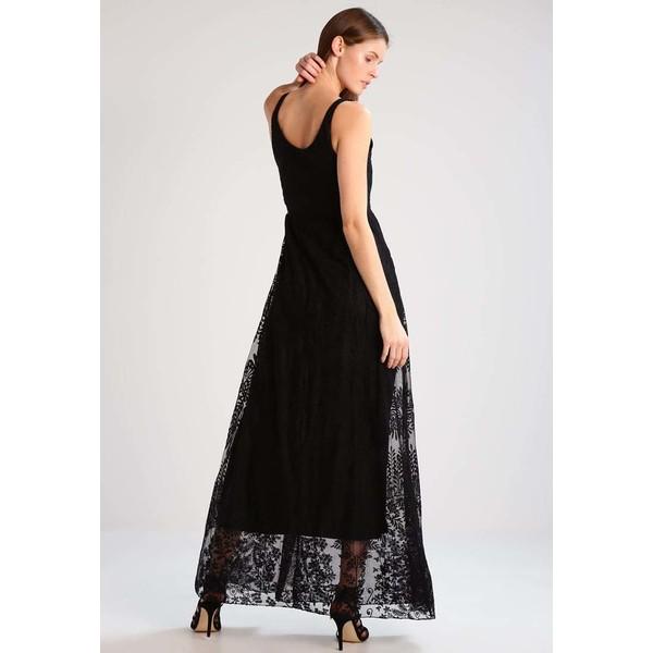 629e616c8f Desigual ALICIA Długa sukienka black DE121C0DR - UbierzmySie.pl
