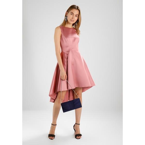 d64fe8610 Ted Baker RHUBI SCULPTED DROPPED HEM DRESS Sukienka koktajlowa pink  TE421C0BJ. (C) zalando.pl. (C) zalando.pl