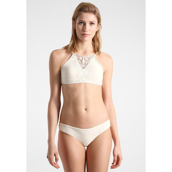 O'Neill LACE HIGH NECK SET Bikini powder white ON581L004