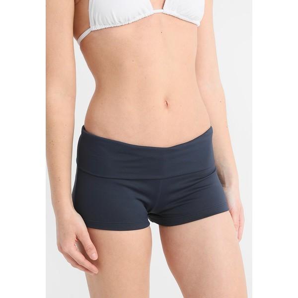 Seafolly ROLL TOP BOYLEG Dół od bikini indigo S1941H035