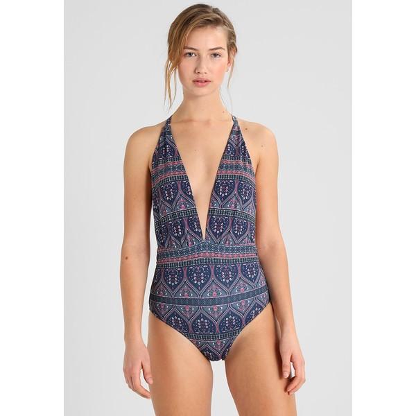 Roxy Kostium kąpielowy china blue RO581G003