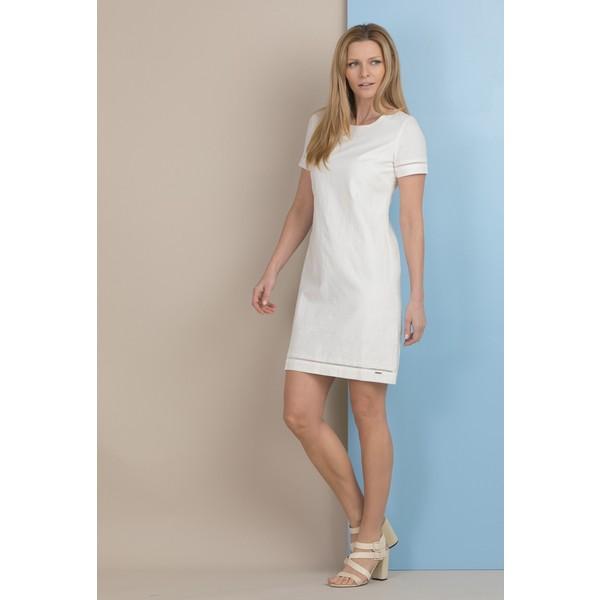 e3a17e7f77 Monnari Lniana sukienka na lato SUKIMP0-18L-DRE0420-KM00D002-R36 ...