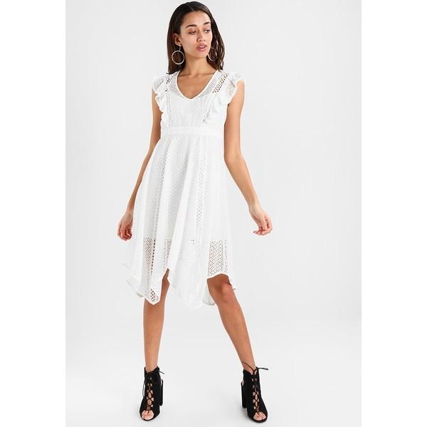 e83f5248db Bardot ELIAS DRESS Sukienka letnia ivory B0M21C025 - UbierzmySie.pl