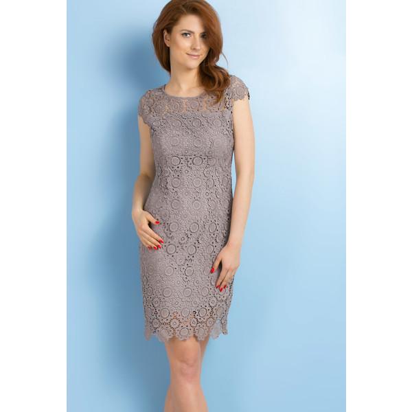a067df034b Monnari Kobieca sukienka z koronki SUKIMP0-18L-DRE0880-K015D000-R36 ...