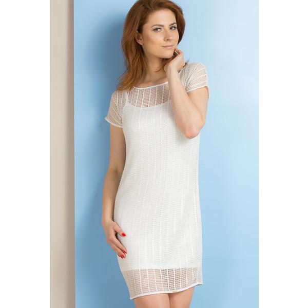 6f1a7d50ea Monnari Ażurowa sukienka na lato SUKPOL0-18L-DRE3370-K023D601-R36 ...