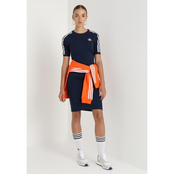 6c3da186861b adidas Originals 3 STRIPES DRESS Sukienka etui collegiate navy AD121C039.  (C) zalando.pl. (C) zalando.pl