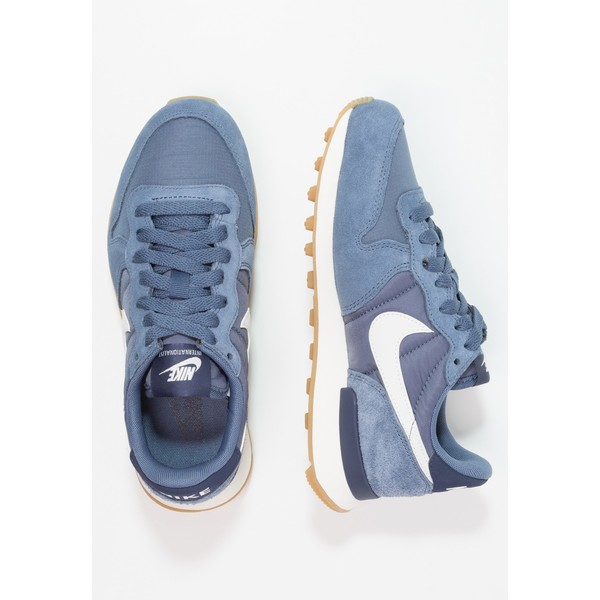big sale 9b83f a9dca Nike Sportswear INTERNATIONALIST Sneakersy niskie diffused blue ...