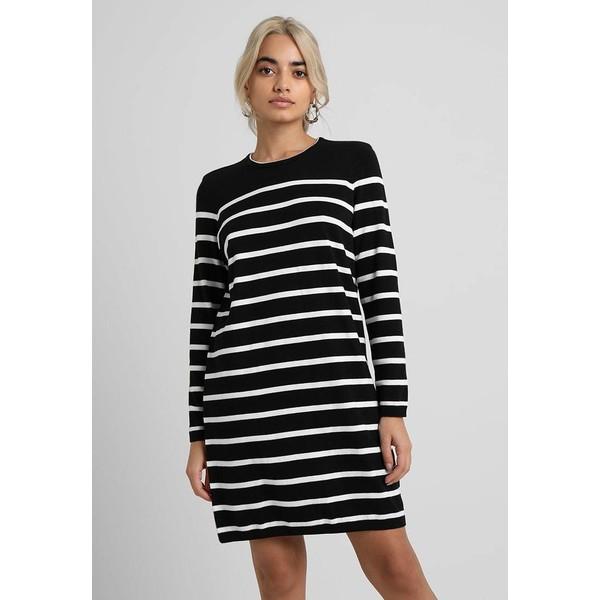 c0db79af68 ONLY Petite ONLAYO DRESS Sukienka dzianinowa black OP421C03K ...