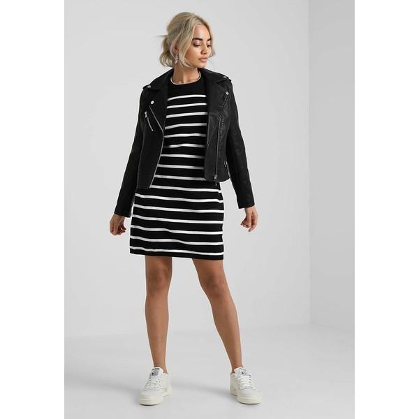 db50885eaf ONLY Petite ONLAYO DRESS Sukienka dzianinowa black OP421C03K -  UbierzmySie.pl