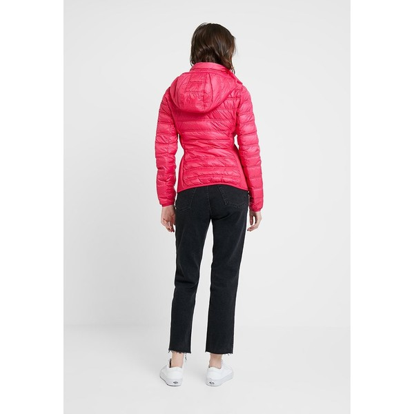 4f66fbd9f2464 Benetton HOODED SHORT JACKET Kurtka puchowa pink 4BE21U010 ...