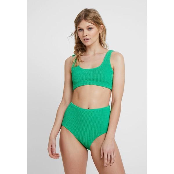 Monki MAJ LIS SET Bikini green MOQ81L00G