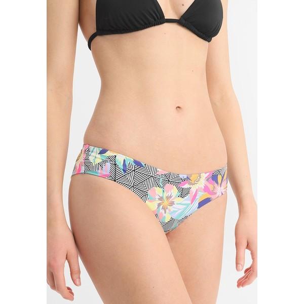 O'Neill HIPSTER CHEEKY BOTTOM Dół od bikini black/pink ON581I00J
